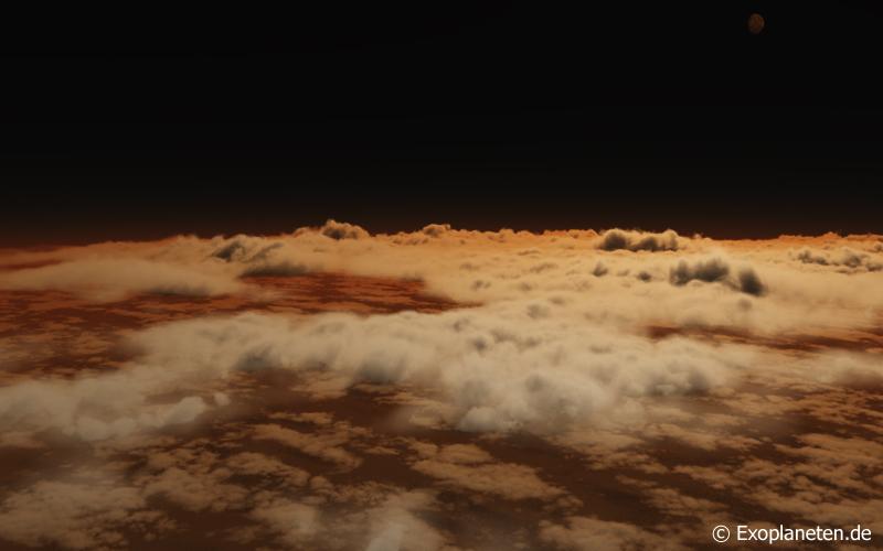 Smog auf Kepler-438b