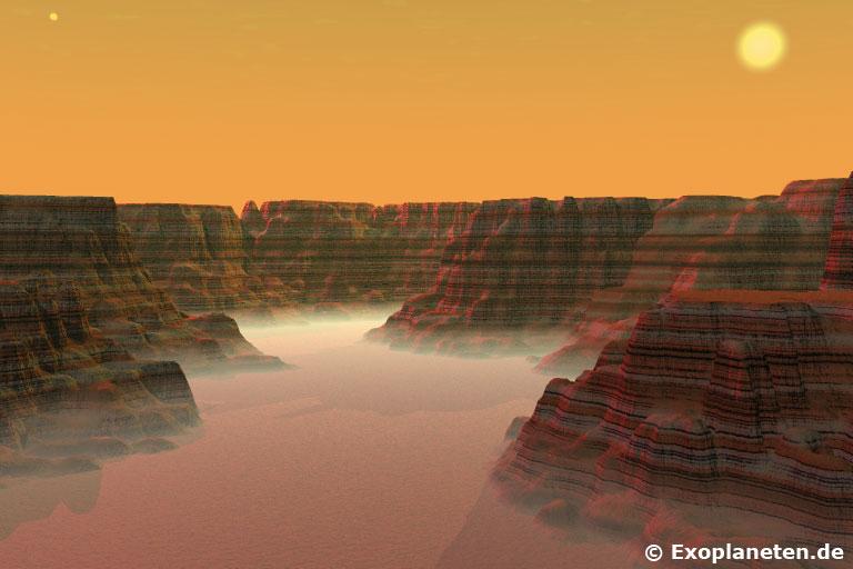 Wüstenplanet